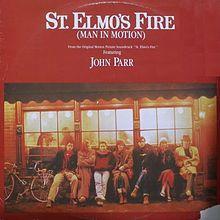 John Parr - Man in Motion (1985)