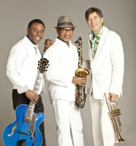 BWB (Norman Brown,  Kirk Whalum and Rick Braun)