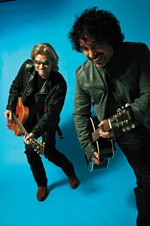 Daryl Hall & John Oates (Photo: Mick Rock)