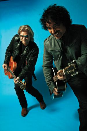 Daryl Hall & John Oates (Photo: Mick Rock)