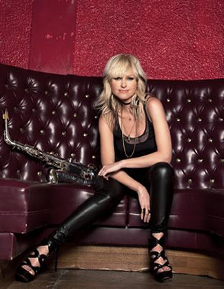 Saxophonist Mindi Abair