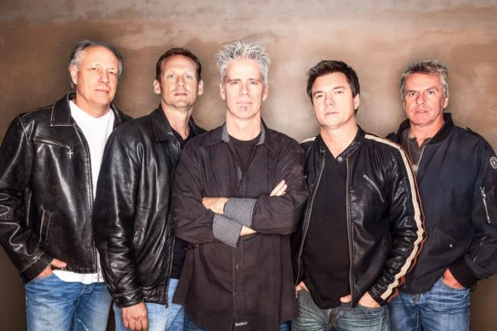 left to right: Wayne Nelson, Ryan Ricks, Chris Marion, Rich Herring, Greg Hind