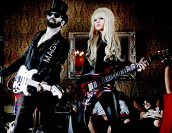Dave and Orianthi