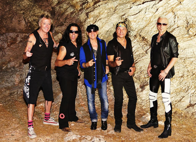 Scorpions (Photo: Torsten Hilse)