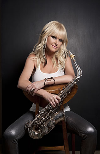 Mindi Abair (Photo: Greg Allen)