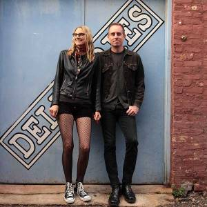 The Both - Aimee Man & Ted Leo (Photo: Christian Lantry)