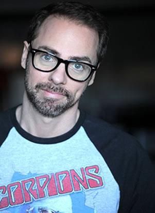 Actor/Musician David Banks