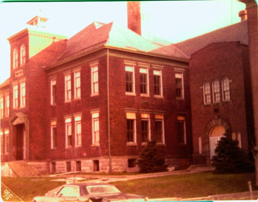 Porter School (Circa 1979)