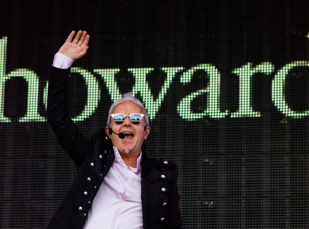 Howard Jones 2014 (Photo: Duncan McGlynn)