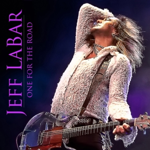 Jeff Labar CD Cover