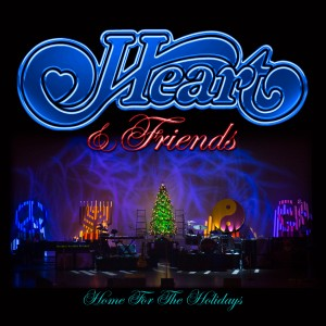 USA - Heart - Home For The Holidays