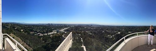 LA From The Getty Museum