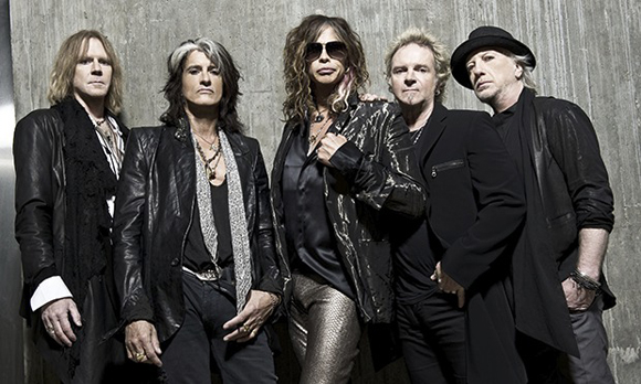 Aerosmith band lineup