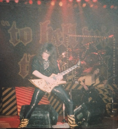 Stryper - Easton, PA 1987