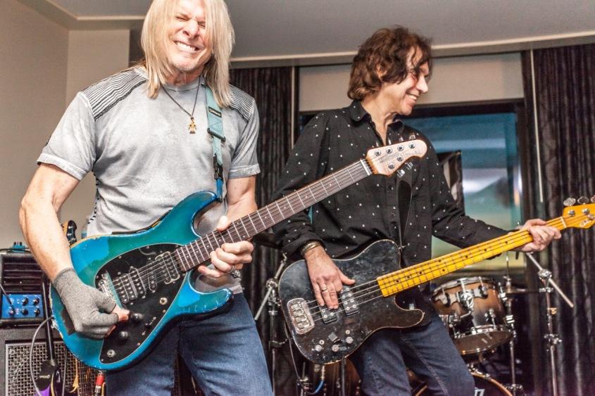 Photo Courtesy: Rock & Roll Fantasy Camp